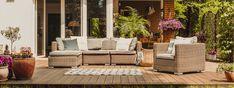 HC Thaugland - Terrasseguide 2020 Outdoor Furniture Sets, Outdoor Decor, Home Decor, Beige, Lattices, Homemade Home Decor, Decoration Home, Interior Decorating, Outdoor Furniture