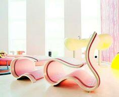 Wonderful chair by the amazing Karim Rashid