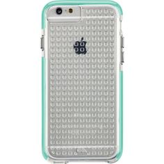 CASEMATE Tough iPhone 6 case ($30) ❤ liked on Polyvore featuring accessories, tech accessories, phones, electronics, phone cases, cases ve case-mate
