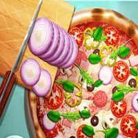 Pizza Realife Yemek Yapma Oyunu Yemek Pizza Oyun