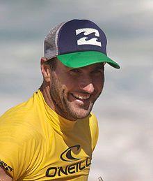 Joel Parkinson - Surfing champ