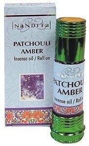 Patchouli Amber Incense Oil - Nandita by Nandita. $6.75. Patchouli Amber Incense Oil. Nandita. Patchouli Amber Incense Oil by Nandita