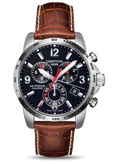 Certina DS Podium Big Size Swiss Watch