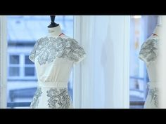 SCHIAPARELLI HAUTE COUTURE Spring/Summer 2014 - The making of (6/6) - YouTube