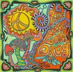 Hippie Peace on FB. dwnld it..makes pretty wallpaper