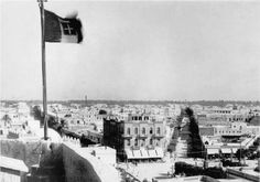 Tripoli- view from the terrace of Saraya castle 1922-26