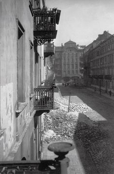 Warsaw City, Wonderful Picture, Historical Images, Capital City, Old Photos, Big Ben, Poland, Old Things, Culture