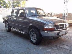 Ford Ranger XLT 4.0 4X4 CD Gasolina Troca/Financia - 1999