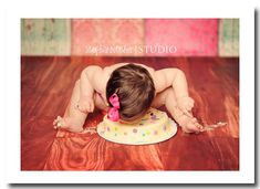 Be Inspired: Cake Smash » Confessions of a Prop Junkie... haha