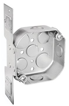 Garvin Industries' ceiling fan conduit boxes are used to install ceiling & wall lighting fixtures, fans, outlets & devices. Our fan boxes come w/ conduit knockouts, mounting brackets or both attachments for labor saving installation. Garvin's ceiling fan conduit boxes mount directly onto structural members and provide an unobstructed path for conduit and cable installation... http://www.garvinindustries.com/electrical-junction-boxes/ceiling-fan-conduit-boxes/ceiling-fan-conduit-boxes