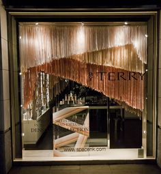 fringing window display - Google Search