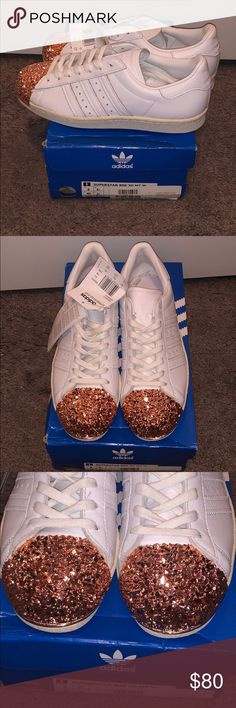 Adidas Superstar Casual Shoe Size 17 (Good Condition)