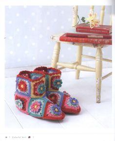 27 Colorful Crochet Designs  Crochet Patterns  Crochet Room