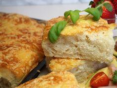 Ostfrallor i långpanna Cornbread, Rolls, Health Fitness, Victoria, Baking, Ethnic Recipes, Desserts, Milkshakes, Smoothies