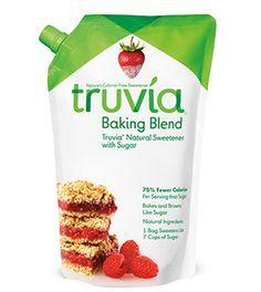 Win 1 of 50 packs of Truvia Baking Blend