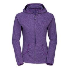 Gander Mountain® > The North Face Womens TKA 100 Texture Masonic Hoodie - Apparel > Women's Apparel > Performance > Outerwear : Running Fashion, Fitness Fashion, Fitness Style, Fitness Outfits, Outfits Fo, Winter Outfits, North Face Outlet, Hoodie Jacket, Vest