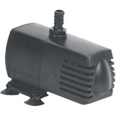 EcoPlus Submersible Pump - 66 gph by Sunlight Supply. $14.01. Pumps 66 Gallons Per Hour. Great for hydroponics. Powerful oil free high magnetic rotor. Excellent for ponds. One year warranty. Versatile EcoPlus magnetic drive pumps are great for any job. Ceramic-shaft impellers are the only moving part, so only minimal maintenance is required. Oil-free motor design does not have to be regularly lubricated. Strainer protects impeller from damage. Ul Listed.