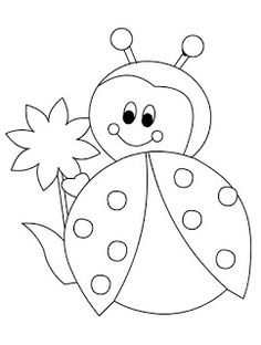 Ladybug Coloring Pages Free Printables Coloring Pages Coloring