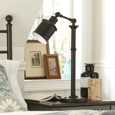 Birch Lane Dupont Bronze Table Lamp | Birch Lane