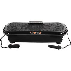 Merax Whole Body Vibration Platform Exercise Fitness Machine with Straps and Romote Control -- Check out this great product. (This is an affiliate link) #ExerciseFitness