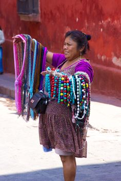 San Miguel de Allende Mexicoque hermosas artesanias Mexicanas....