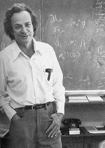 Richard Feynman   (May 11, 1918 – February 15, 1988)    Richard Feynman was an American physicist , best known for his contributions to quantum mechanics and particle physics and was a keen popularizer of physics through both books and lectures.