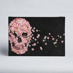 Terry Fan - A Beautiful Death - Canvas