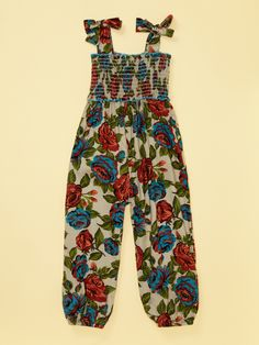Ruffle Smocked Jumper by Buckleberry Kids at Gilt