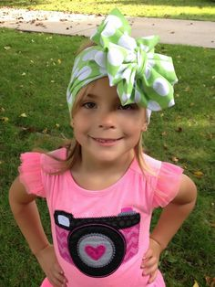 Create Kids Couture: Knit Turban Headband Tutorial