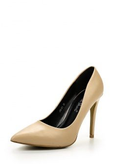 Туфли Sweet Shoes, цвет: бежевый. Артикул: SW009AWGBD29. Женская обувь / Туфли / Туфли на шпильке