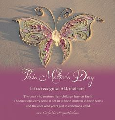 Mother's Day was initially created for bereaved mothers. #takingourdayback