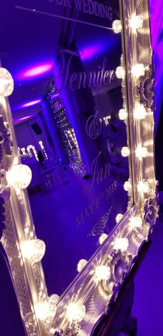 Wedding planners #simplymediterraneanweddings.co.uk Lighting - #recital from Cyprus Ornate mirror #illuminography Venue #LeCiel