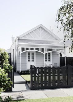25 gorgeous modern farmhouse front yard landscaping ideas 9 – Alternative Home