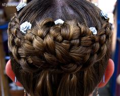 nice 27 Delicate Braided Updo Hairstyles