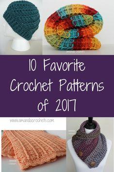 10 favorite crochet patterns