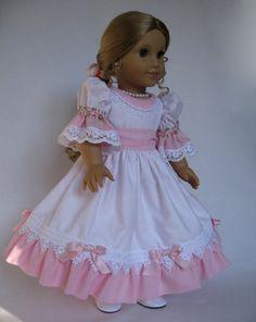 American Girl Doll ropa-Clara vestido-Cascanueces por MyAngieGirl