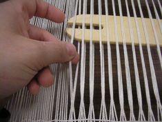 Making leno weaves