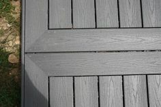 picture frame deck edge