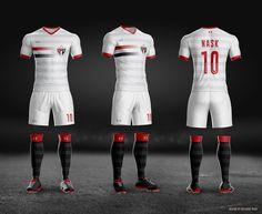 Leitor MDF: Camisas do São Paulo FC por Ricardo Nask | Mantos do Futebol Camisas de Futebol