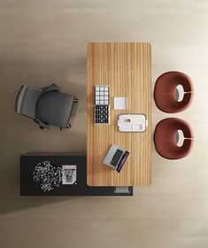 modern furniture top view - Google Search