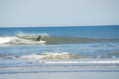 surfing at banana river resort!