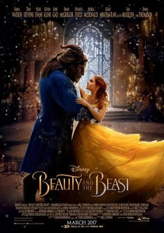 NEW posters of Beauty and the Beast