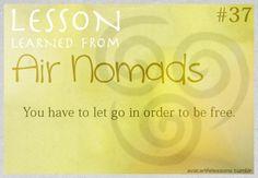 Avatar Life Lessons #37