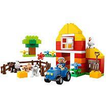 """LEGO Duplo My First Farm (6141) - LEGO - Toys """"R"""" Us"""