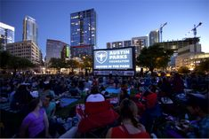 5 Free Outdoor Movie Events in Austin This Spring and Summer via @theaustinot