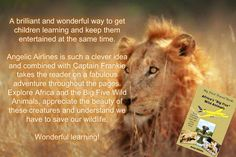 The beauty of children's dreams lay's down the foundation of a wonderful future ahead #ASMSG #animals #kidlit ✈️http://goo.gl/FXsbuz