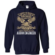 AUDIO ENGINEER. CLICK HERE TO CHOOSE COLOR AND BUY:  https://www.sunfrog.com/chelsea123456/teemusic