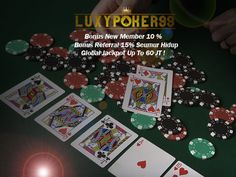 agen poker online Indonesia terbaru yang nanti nya dapat membantu anda terutama para pecinta judi poker pemula yang baru saja ingin mencoba bermain judi poker..