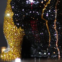 French Bruno by J. Swarovski, Sun, French, Art Sculptures, Crystals, French People, French Language, France, Solar