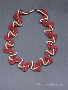 Weaving Art, Micro Macrame, Contemporary Jewellery, Plum, Christmas Crafts, Braids, Textiles, Gallery, Weave